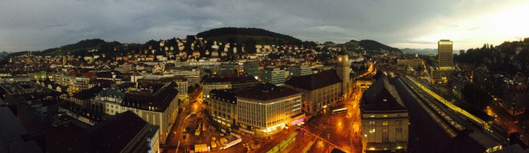 St. Gallen, Bahnhofplatz